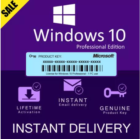 Фотография windows 10 pro x32/x64 / онлайн лиц.код активации