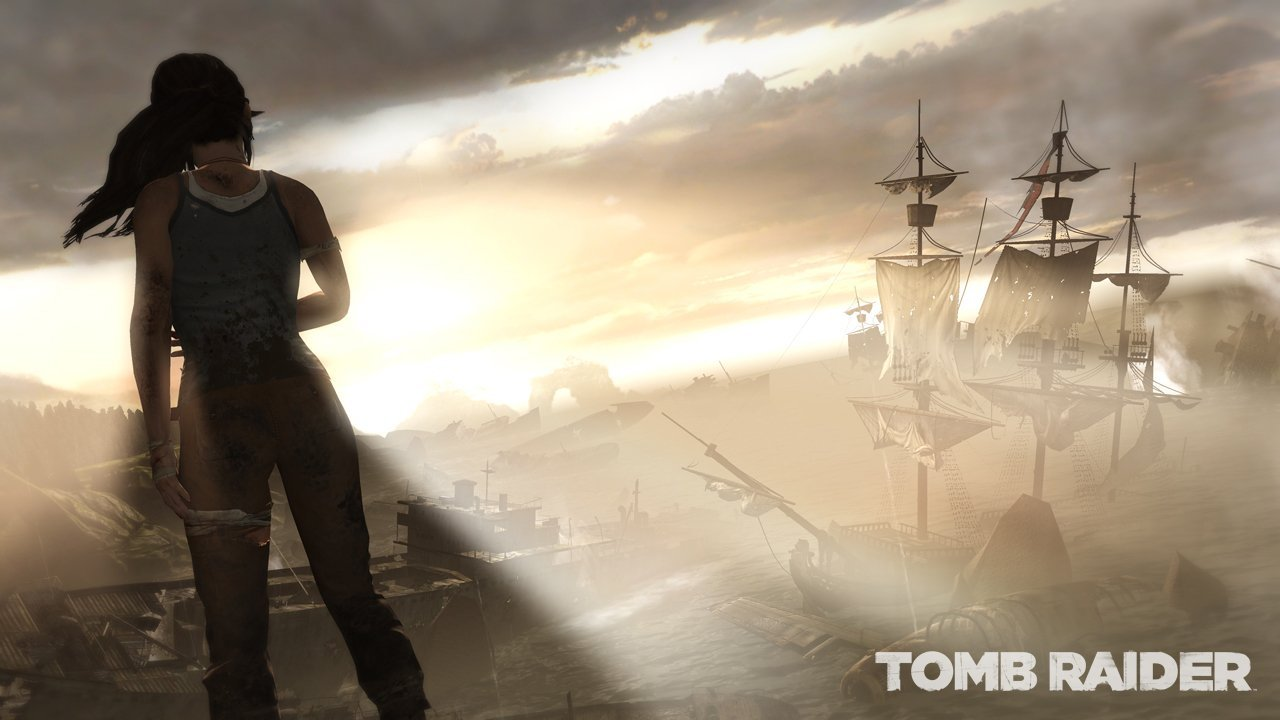 Tomb Raider (REGION FREE / WORLDWIDE) + ПОДАРОК