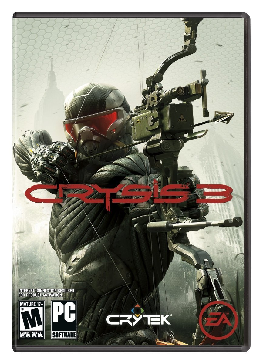 Crysis 3 (MULTILANGUAGE / REGION FREE) NO RUSSIAN