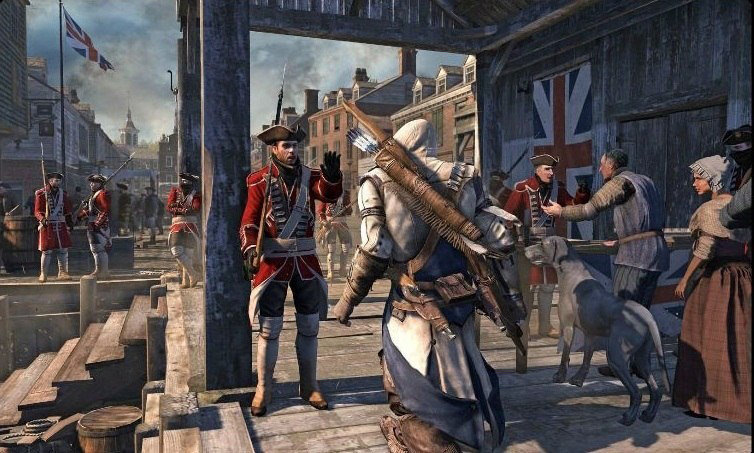 Assassins Creed 3 III Standard. Steam Key (Region Free)