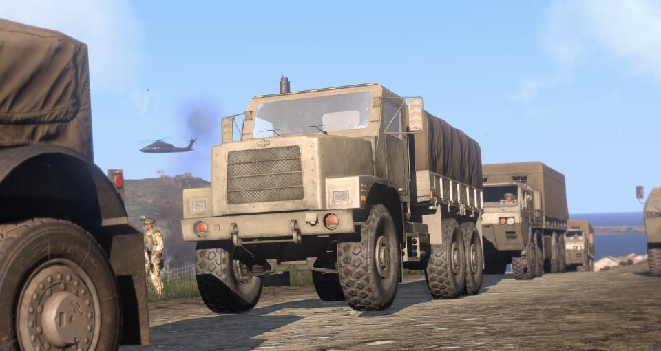 ARMA III 3 (EU / MULTILANGUAGE-Steam Key)