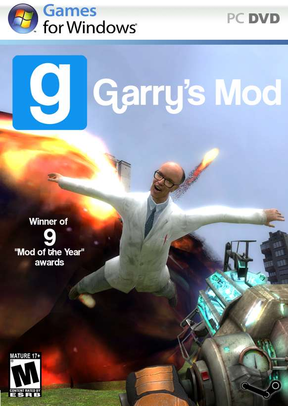 Garrys Mod (Steam Link ROW/ Region Free)+Скидки+Подарки