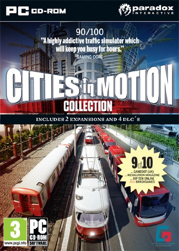 Cities in Motion 2 (Steam Link Region Free)ROW