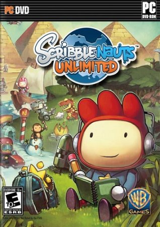 Scribblenauts Unlimited(Steam Key Region Free)+Подарки