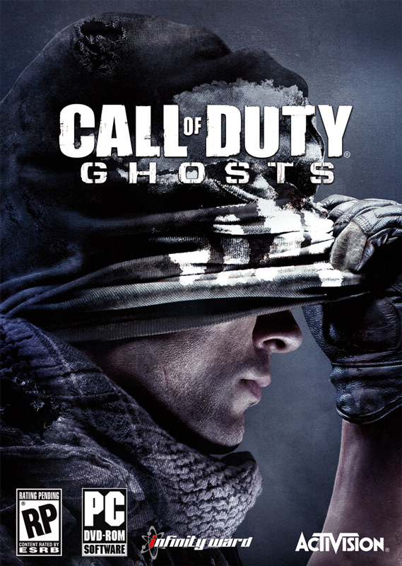 Call of Duty:Ghosts (+DLC Free Fall) +ПОДАРОК