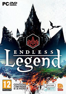 Endless Legend Steam CD-Key RU/CIS
