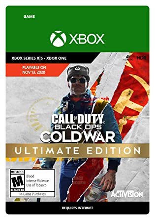 ✅Call of Duty Black Ops Cold War + MW Xbox SX/SS/ONE