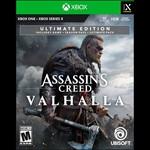 Assassin's Creed Valhalla Ultimate ED. Xbox One, + DOOM