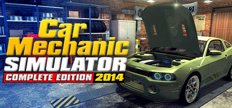 Car Mechanic Simulator 2014 (Steam Gift) RU/CIS