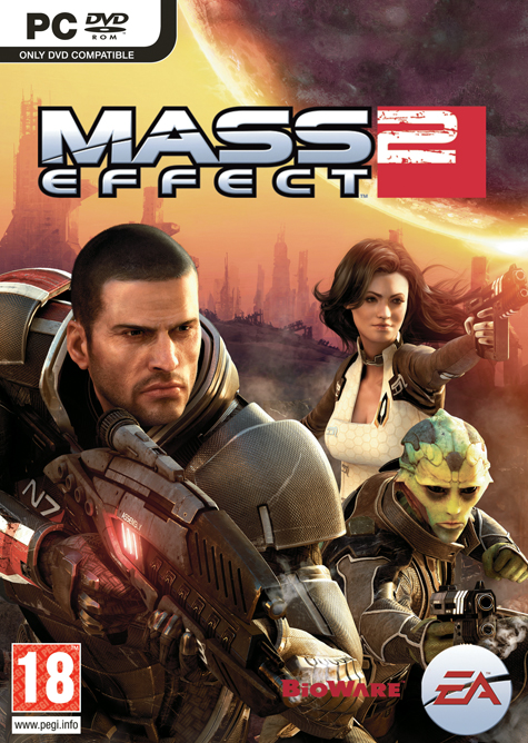 Mass Effect 2 (Origin Key)