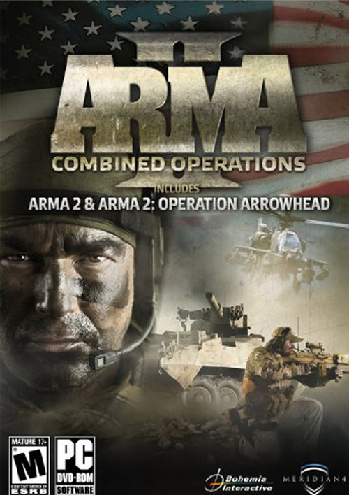 ARMA II: Combined Operations (Steam Gift) ROW