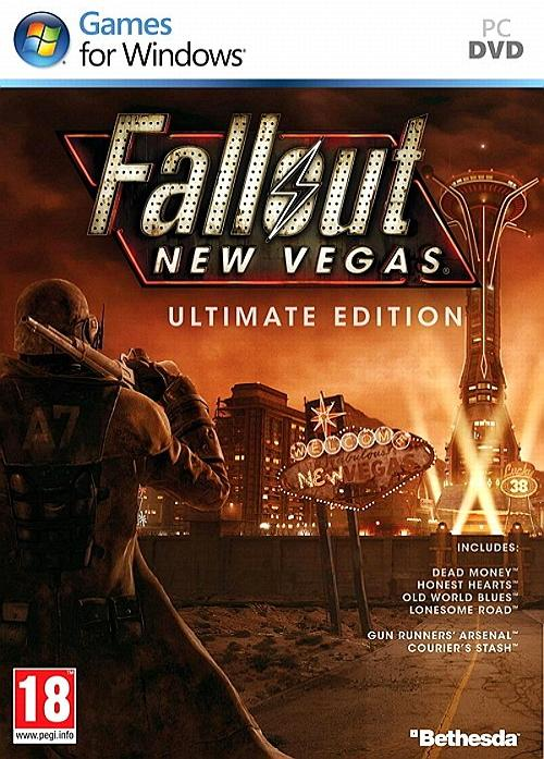 Fallout: New Vegas Ultimate Edition (Steam Gift)