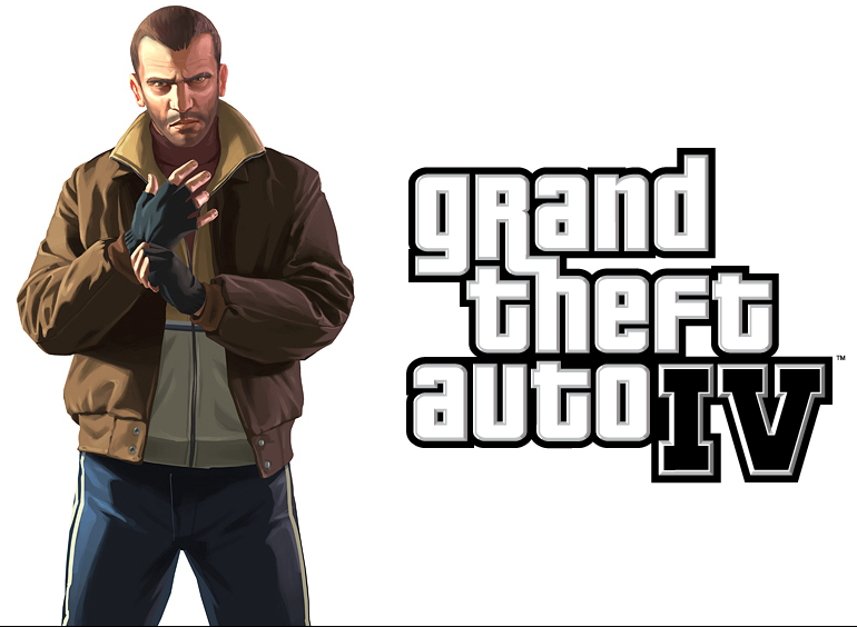 Grand Theft Auto IV (Steam Gift/RoW)