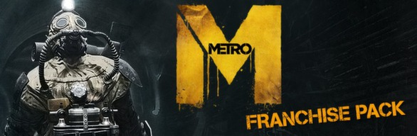 Metro Franchise Pack (Steam Gift/RoW)