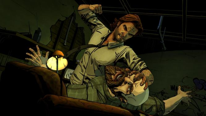 The Wolf Among Us (Steam Gift-RU-CIS)