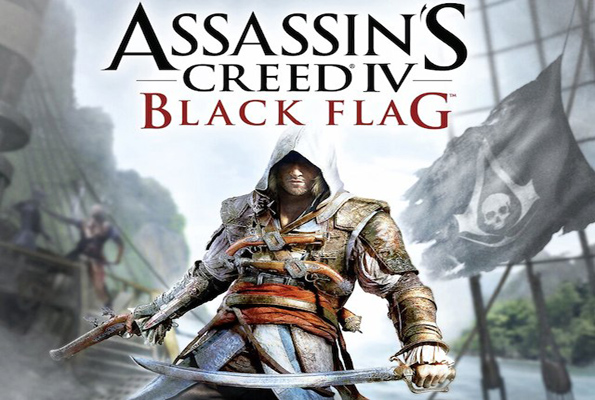 Assassins Creed IV Black Flag (Steam Gift- (RU / CIS)
