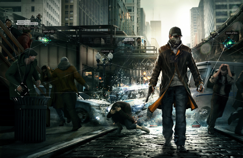 Watch Dogs (Steam Gift/RU-CIS)
