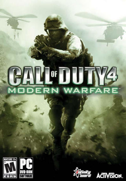 Call of Duty 4: Modern Warfare (Steam Gift-RU-CIS)