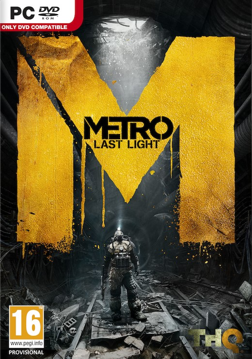 Metro: Last Light (Steam Gift ROW) + ПОДАРОК