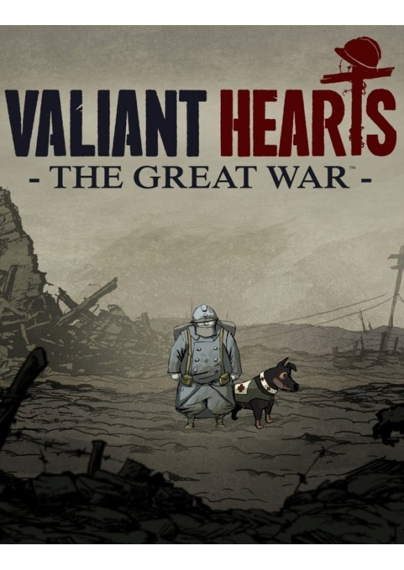 Valiant Hearts: The Great War (Steam-Gift-RU-CIS)
