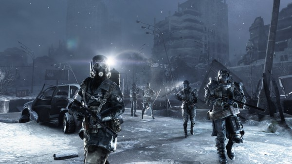 Metro 2033 Redux (Steam) + discount + GIFTS