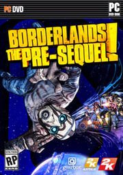 Borderlands: The Pre-Sequel (RU-CIS) (Steam Gift)