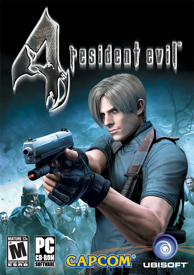 Resident evil 4 (Steam-Gift-RU-CIS)