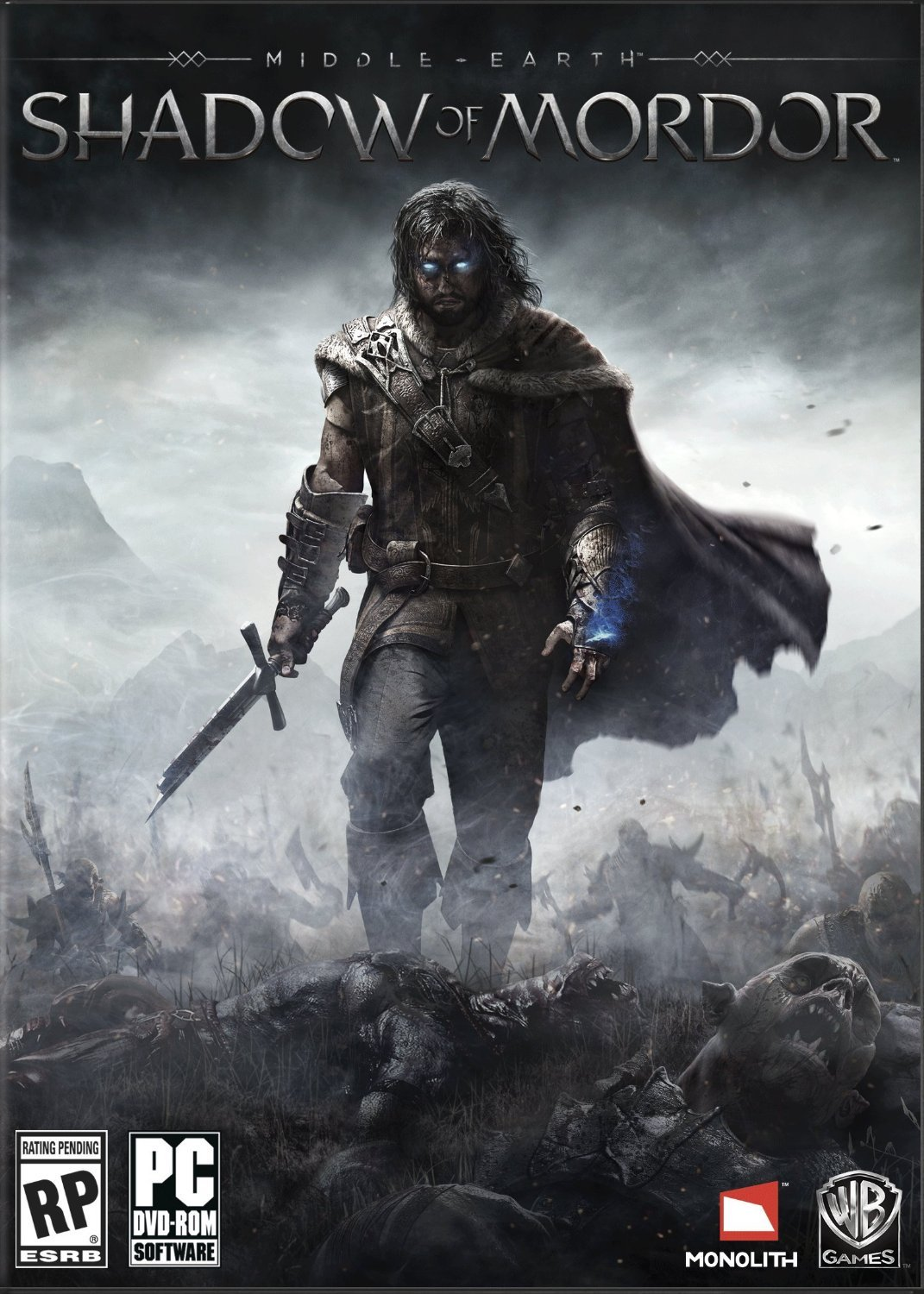 Middle-earth: Shadow of Mordor (Steam Gift-RU-CIS)