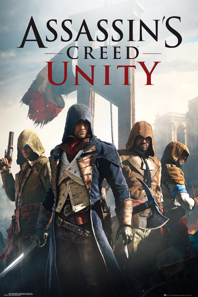 Assassins Creed Unity (Steam Gift-RU-CIS)
