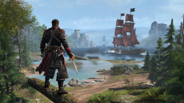 Assassins Creed Rogue (Steam Gift-ROW)