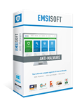 Emsisoft Anti-Malware Home 1 PC 1 YEAR / REGION FREE