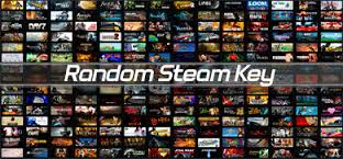 Unknown random STEAM. Only the occasional game!