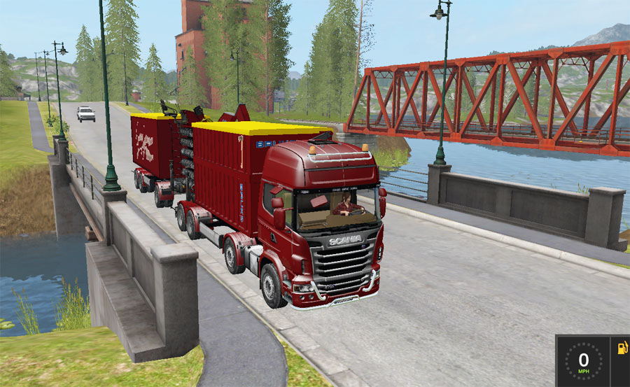 FS17 Scania R730 BRUCKS v1.0