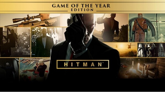 Hitman Game of the Year Edition + Shadowrun Collection