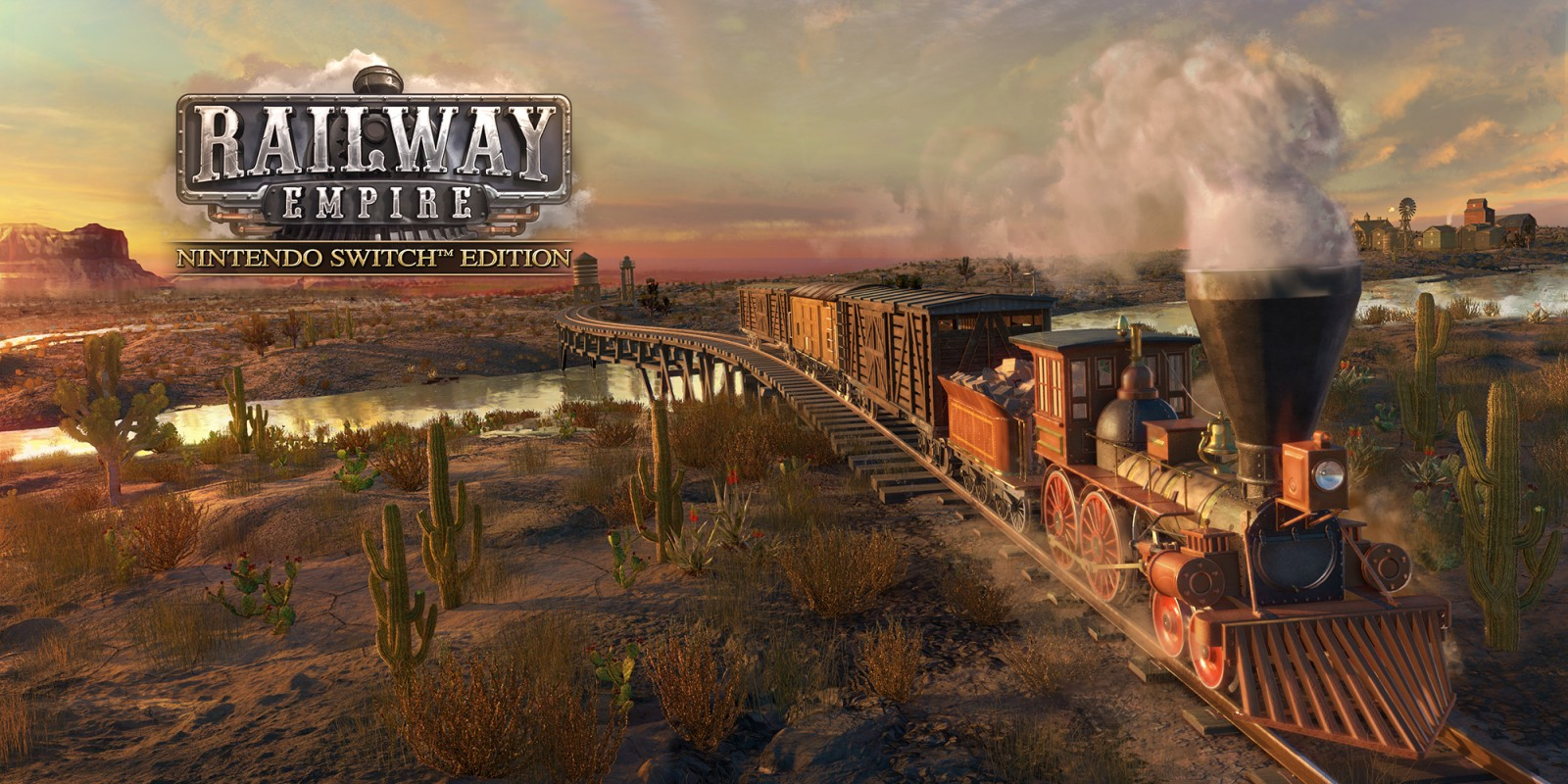 Railway Empire + Where The Water Tastes Like Wine