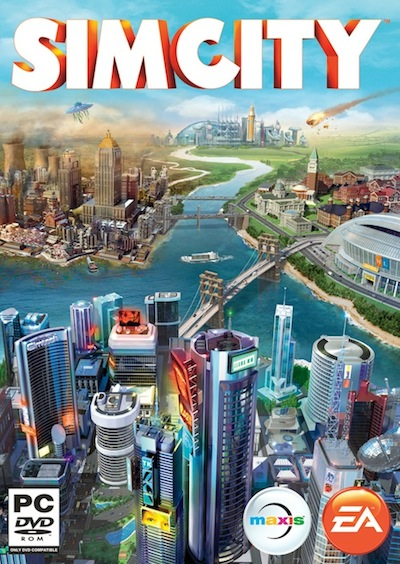 Simcity 2013 Limited\Deluxe\Standart Edition