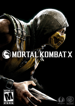 Mortal Kombat X (activation key Steam) + GIFT