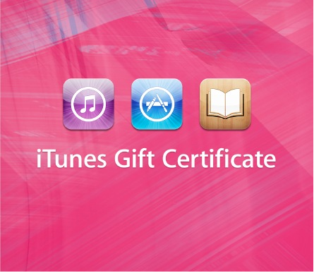 iTunes Gift Card (RUS) 300р
