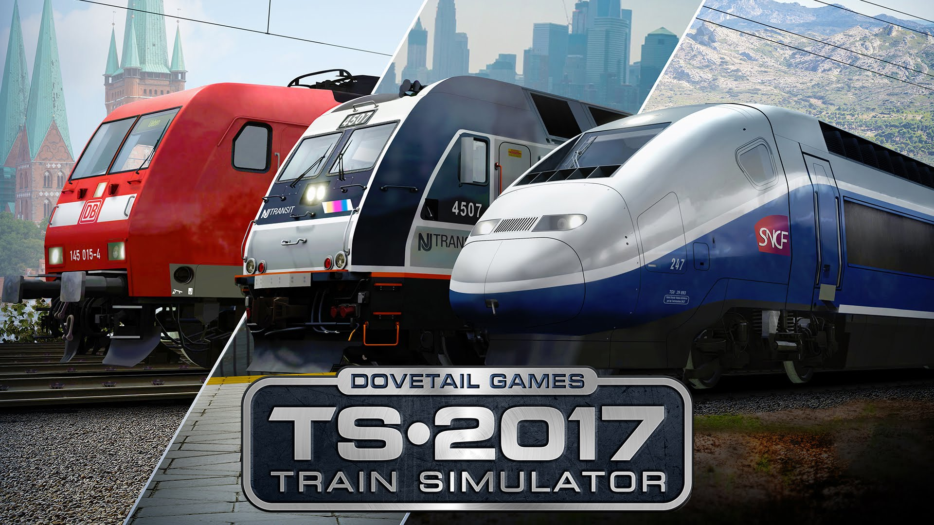 Train Simulator 2017 Bundle