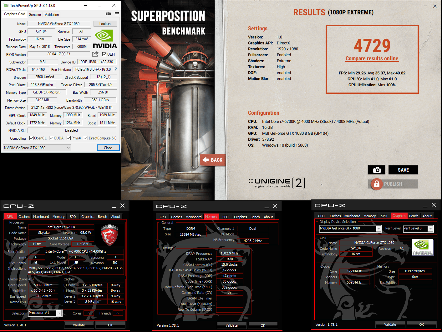 Superposition Benchmark Advanced Edition key