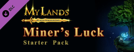 My Lands: Miner´s Luck - Starter (key Steam)