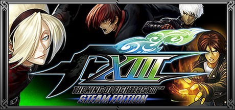 The King Of Fighters XIII (Region Free, steam gift)