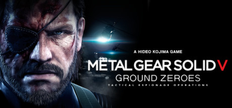 METAL GEAR SOLID V: GROUND ZEROES (ROW, steam gift)