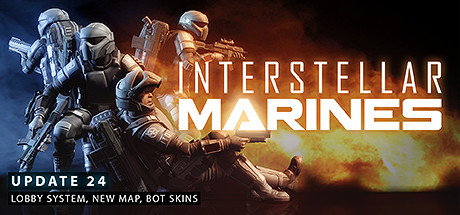 Interstellar Marines (Region CIS, steam gift)