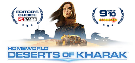 Homeworld: Deserts of Kharak (Region CIS, steam gift)
