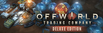 Offworld Trading Company Deluxe (CIS, steam gift)