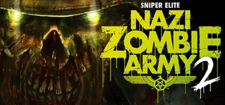 Sniper Elite Nazi Zombie Army 2 (Region CIS,steam gift)