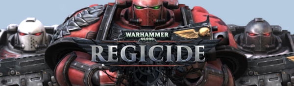 Warhammer 40,000: Regicide (Region CIS, steam gift)