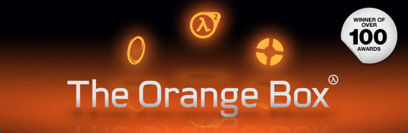 The Orange Box (Region CIS, steam gift)