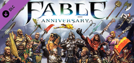 Fable Anniversary - Heroes and Villains(CIS,steam gift)